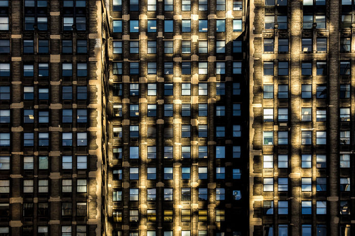 Light Sunlight Apartment Architecture Background Backgrounds Building Exterior Built Structure City Full Frame Illuminated Light And Shadow Night No People Outdoors Skyscraper Window The Graphic City Stories From The City