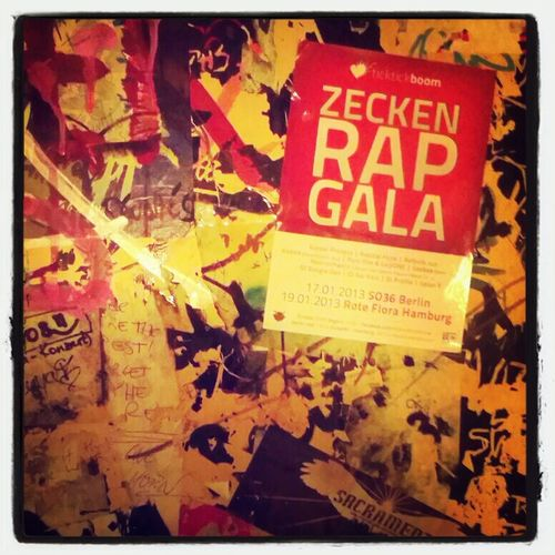 Sticker My Fuckin Berlin