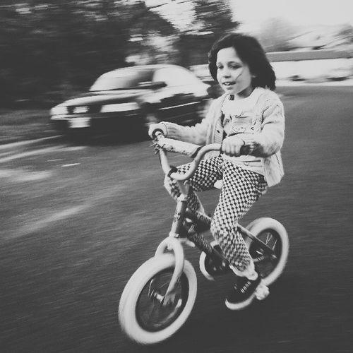 popping 1st wheelies First Wheelie Bike ATx bikeatx Modern Father