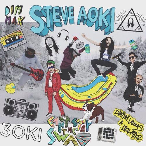 Steve Aoki Aoki Jump Aoki Music  With my lovely sister