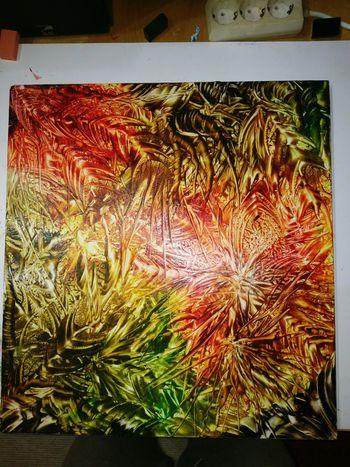 Encaustic Art By Emundem My Encaustic Art