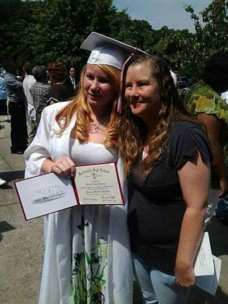 Proudest moment of my life so far and I got to share it with my Mom <3