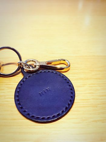 Keyring Min Name Fashion Single Object Close-up
