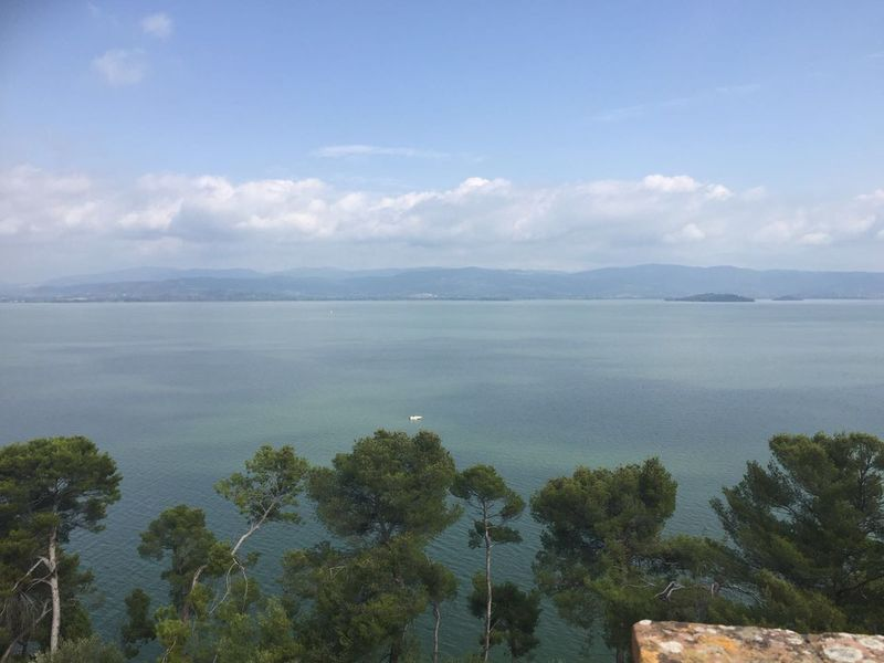 Castiglione Del Lago Water High Angle View Beauty In Nature Calm Vacations Nature Relaxing Enjoying Life Italia Lake No Filter, No Edit, Just Photography