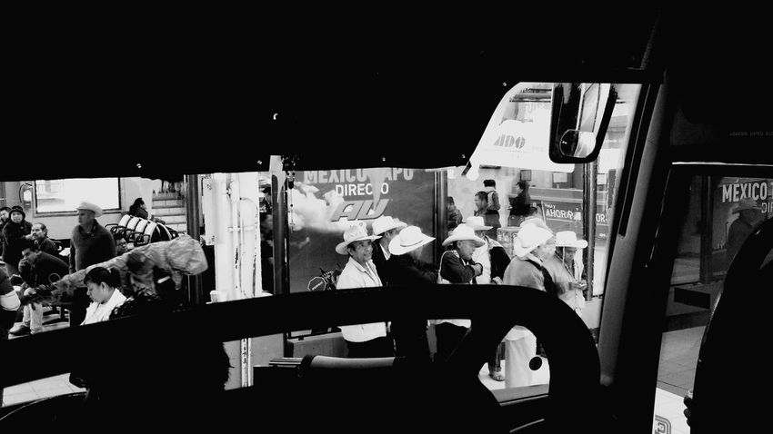 Transportation People Adult Blackandwhite Photography Black And White Blackandwhite Mexicanphotographer Streetphotography First Eyeem Photo