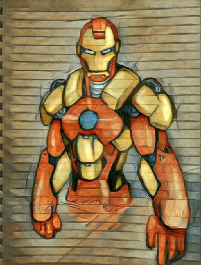 uniqueness Light And Shadow Hope Old But Awesome Old-fashioned Oldpicture Moment Ironman Iron Man Ironman3 Avengers Avenger Avengersageofultron AvengersAssemble Avengersinfinitywar Statue Sculpture Wood - Material Multi Colored Human Representation Art And Craft Male Likeness Creativity Close-up Decorative Art