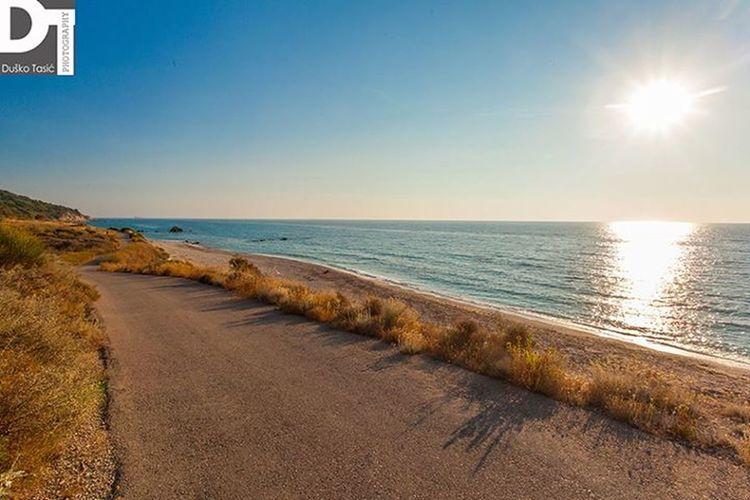 Kalamitsi Beach Lefkada Greece