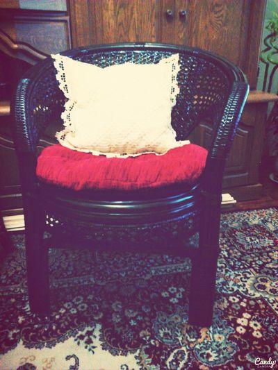 Home Armchair Art