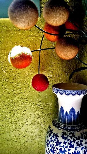 Indoors  No People Vase Decor