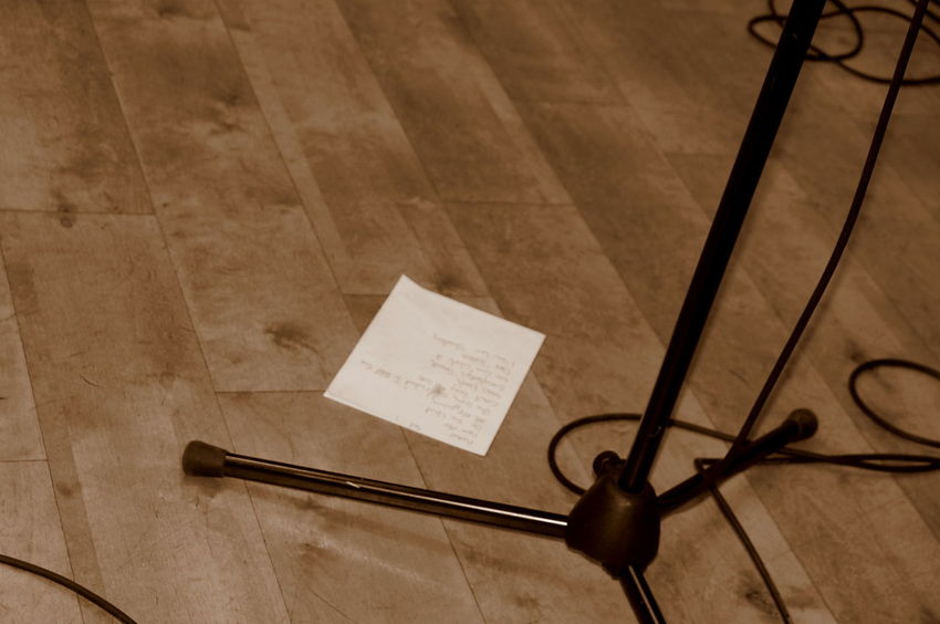 Choice Flooring Hardwood Floor High Angle View Indoors  Laundry Live Music Photography Mic Stand No People Overhead View Variation Wood - Material Wooden Wooden Floor Fresh On Eyeem  The Week On EyeEm
