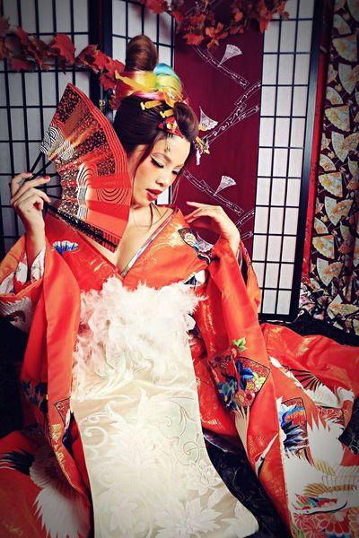 Geisha Kimono Japanese Culture Japan Japanese Girl