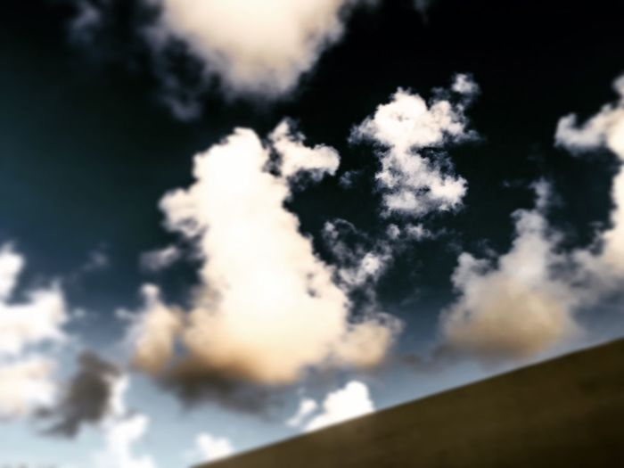 Faceintheclouds Faces Sky Cloud - Sky Beauty In Nature Low Angle View Tranquility Nature No People Scenics - Nature