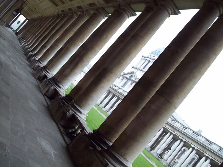 Architectural Column Architectural Feature Architecture Building Built Structure Column Directly Below Low Angle View No People