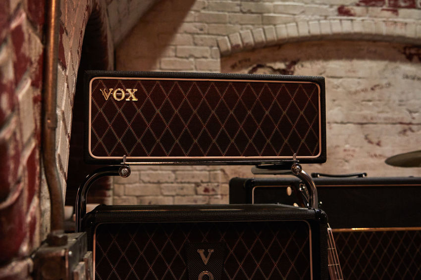 2016 Amp Guitar Amplifier Henry Ford Musem Museum Music Rock And Roll The Beatles The Magical History Tour Vintage Vox