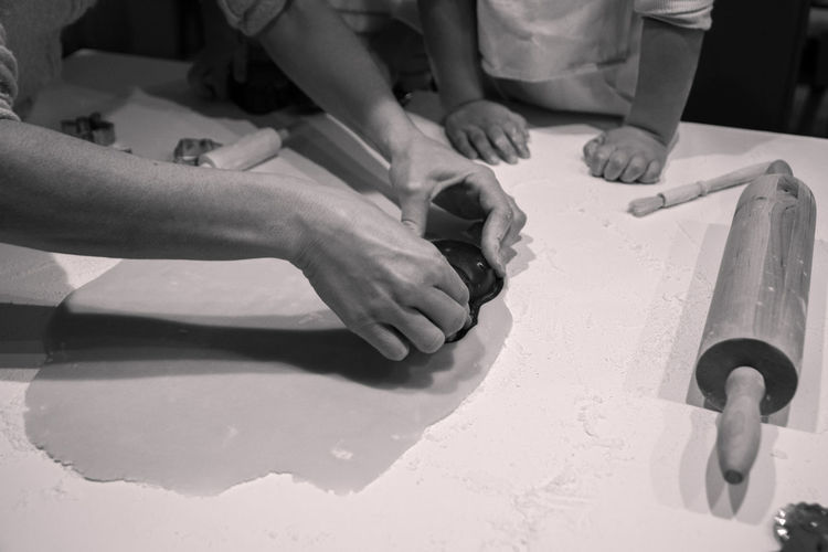 Art And Craft Artist Body Part Craft Creativity Group Of People Hand Holding Human Body Part Human Hand Indoors  Making Men Occupation People Real People Skill  Table Working Workshop