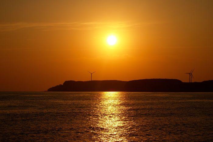 Sunset Island Life Cruising Onboard Hirado Nagasaki あづち大島
