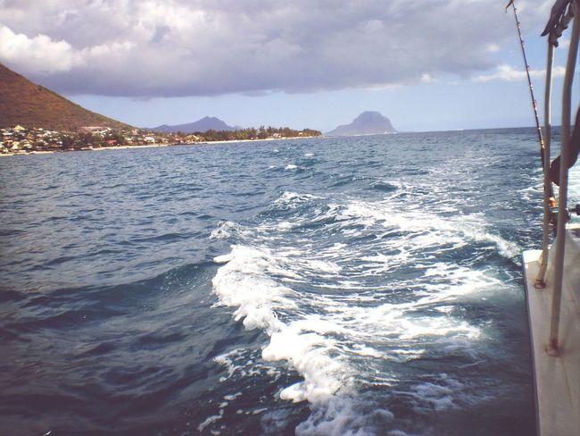 Océan indien Mauritius