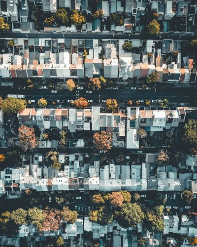 Little boxes. City Outdoors Day Sunset Calm Minimal Travel Modern Landscape Flying High Aerial View Aerial Photography Fast Street Road Scale  Looking Down From Above Cityscape No People Full Frame Aerial Aerialview The Street Photographer - 2018 EyeEm Awards