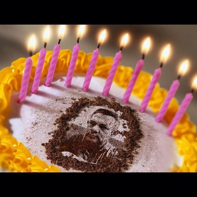Meus efeitos fotográficos com o aplicativo Pho.to Lab Photolab Birthdaycake Birthday HappyBirthday Birthdaycard BirthdayWishes