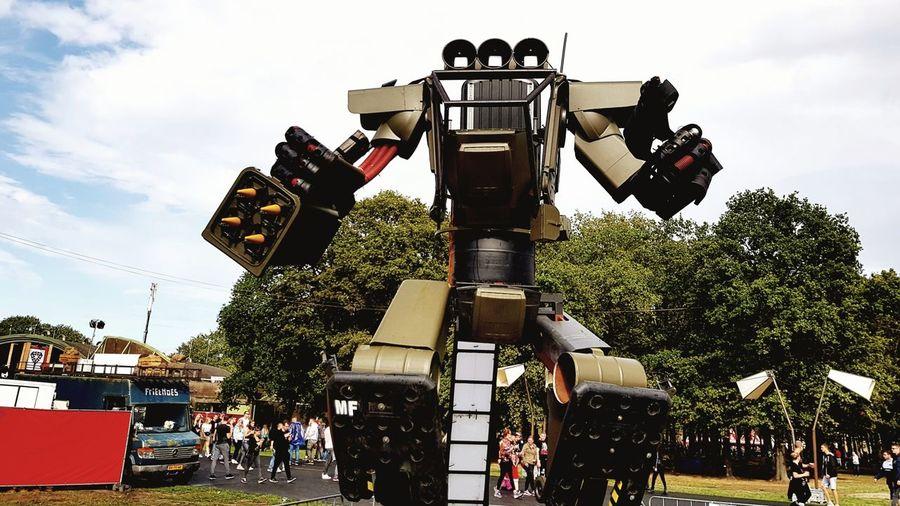 Robot Robots