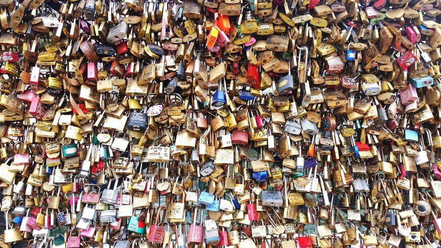 Paris Love Locks Locks Of Love Locksoflove Bridge Love Locks Love Locks Bridge Love Lock Love Lock Bridge Locks Of Love Bridge Full Frame Abundance Large Group Of Objects Backgrounds Close-up Padlock Padlocks Padlocks Of Love Padlocks On Bridge Padlock's Bridge Padlock Fence In Paris Padlockbridge  Love Promise Romance