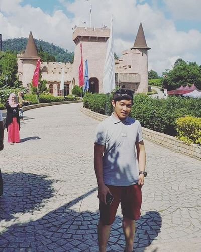 Bukittinggi Franceinspired castle