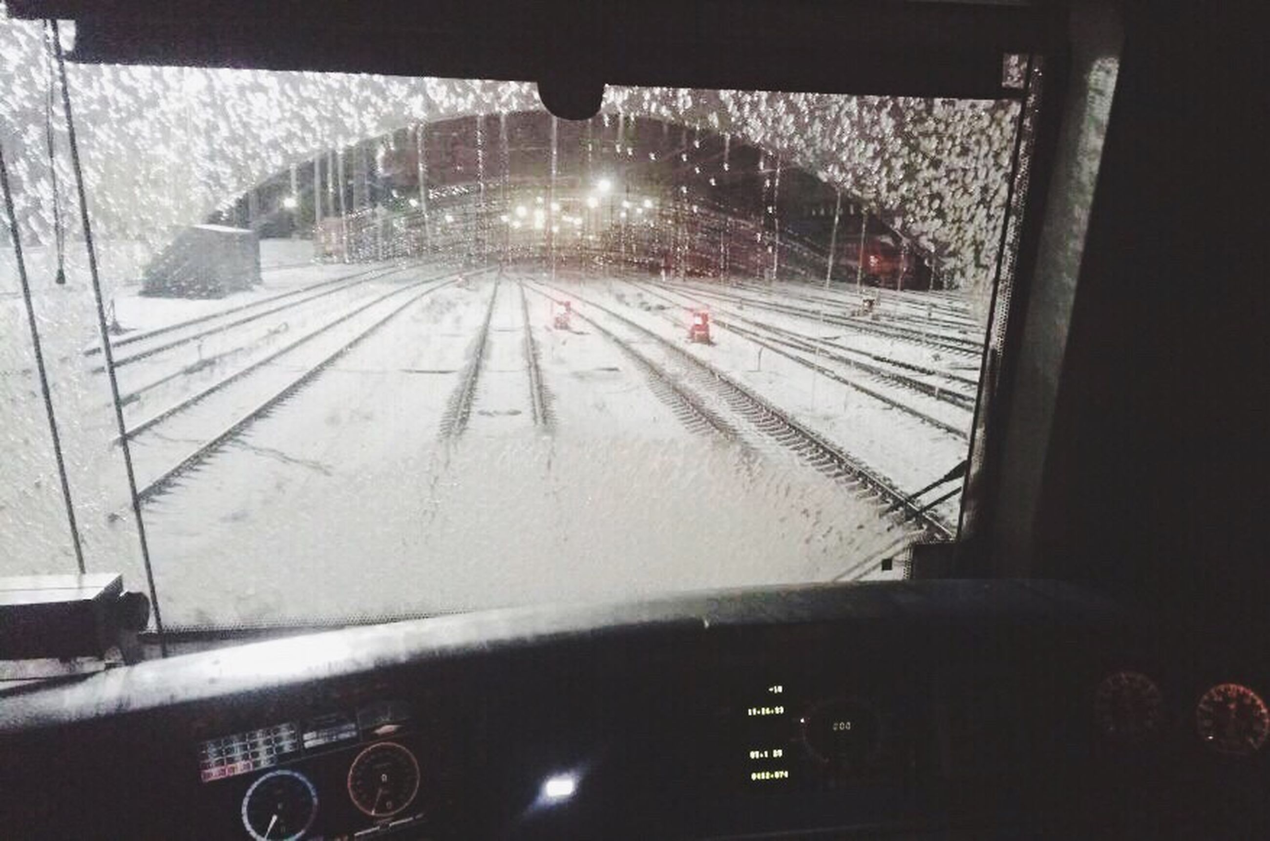 transportation, vehicle interior, windshield, mode of transport, car, land vehicle, travel, weather, window, car interior, no people, journey, cold temperature, snow, winter, indoors, day, close-up