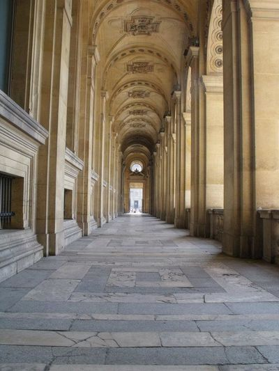 Arch Architectural Column Architecture Built Structure Corridor Day History Indoors  No People