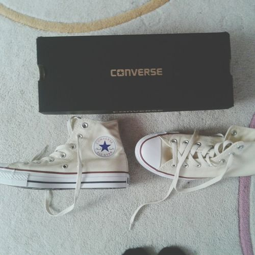 new shoes♡♥♥ Taking Photos