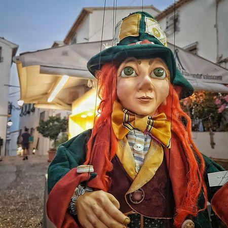 Altea Alicante Marioneta