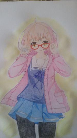 Pastelli Matite Fan Art Fan Art Manga~ In Vendita
