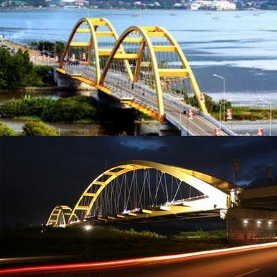 Jembatan Palu - Palu INDONESIA Bridge Ayodolan
