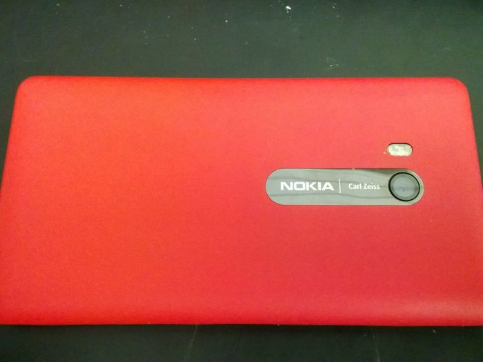 Red Lumia Looks So Good :)