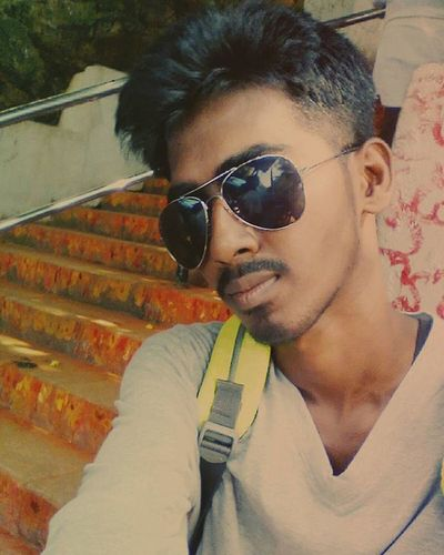 Thirupathi Longwalk Collegepeeps AP Selfie Shades 3500 +steps 😎