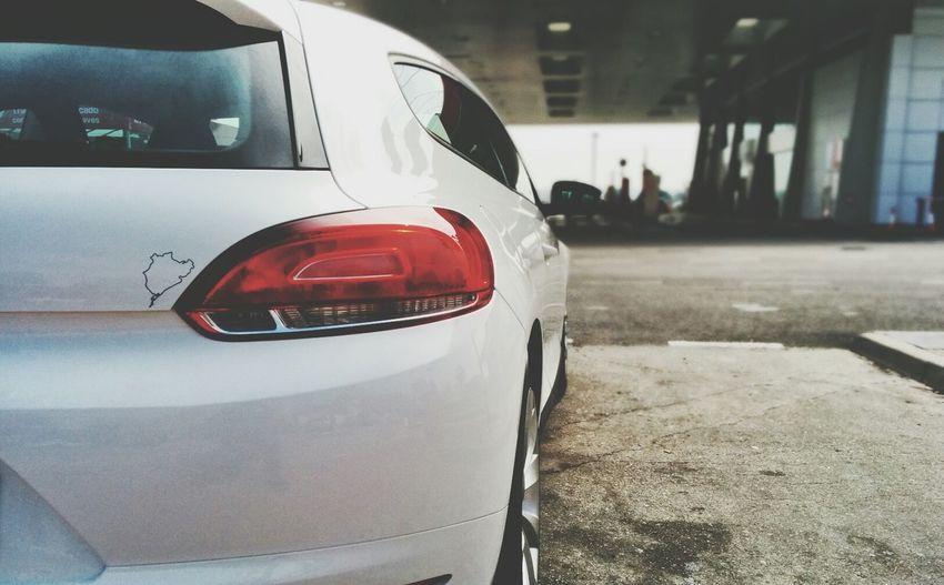 Ya era hora de darle una limpieza al niño Scirocco VW Volkswagen TSI