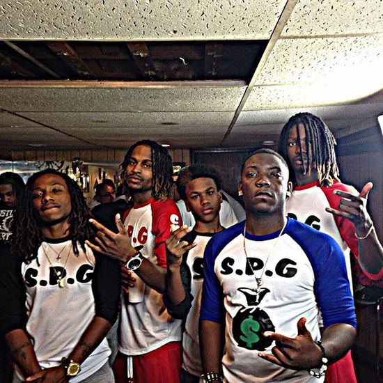 Yesterday at the video shoot with the Gang Spg Bbê Nto @demack_spg_ceo @budda2x @sinceregotcloutt