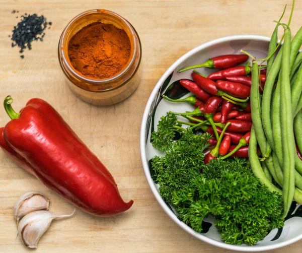 Vegetables Bowl