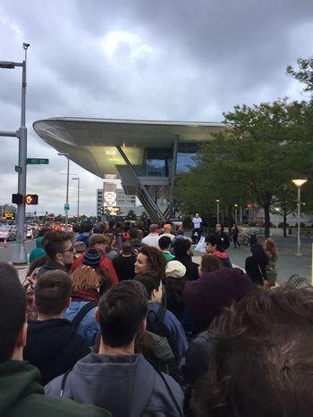 Boston bernie Bernie2016 Conventioncenter