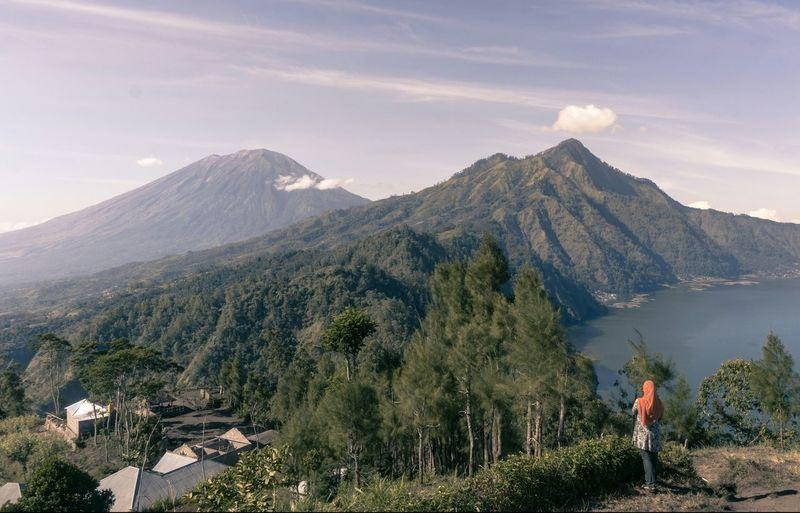 Secret Place Tree Mountain Politics And Government Pinaceae Sky Landscape Cloud - Sky