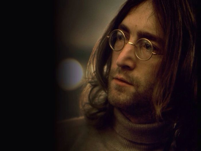 """You may say he's a dreamer - But he's not the only one."" Johnlennon Beatles Imagine Givepeaceachance Thebeatles Dreamer"