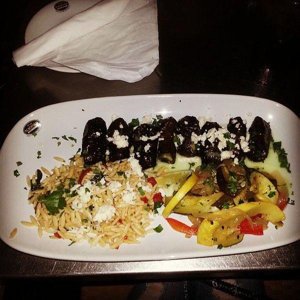 Dank! Greek foood Domaldes Greek Foodporn Orzo yum nomnom ♥ opa likeforlike