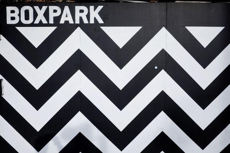 EyeEm LOST IN London Shoreditch Boxpark Geometric