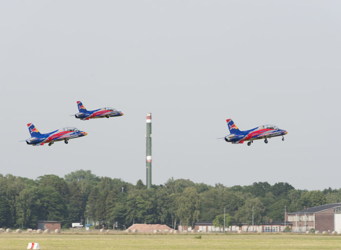 Red Bull Remote Jets at an airshow Jet Engine Remote Control Aerobatics Aeronautical Engineering Air Show Aircraft Aircraft Wing Airplane Airport Drive Flight Flying Jet Jet Fighter Jets Pilot Red Bull Red Bull Air Show Sky