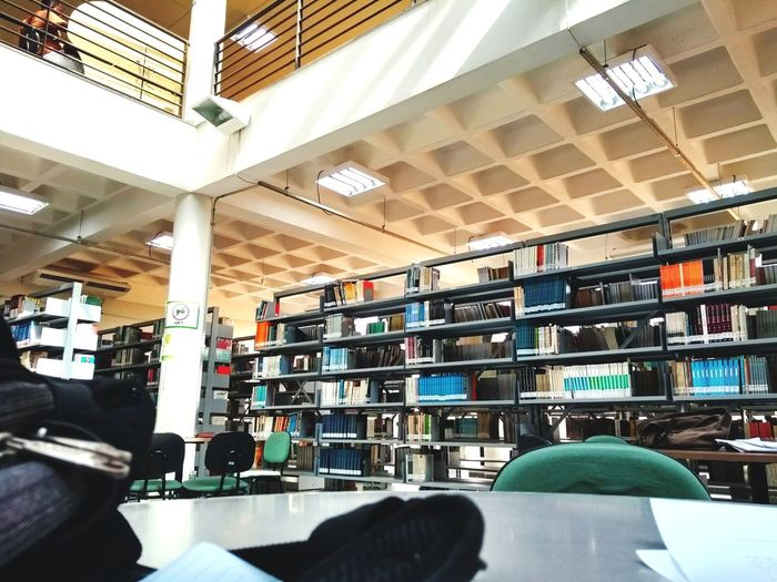 Silence Library