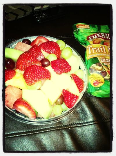 best way to end the night Fruit Trail Mix
