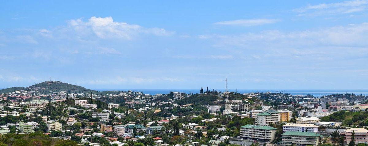 Landscape Urban Landscape Colorful City Landscape_Collection Cityscapes Noumea New Caledonia Urban Landscape Photography