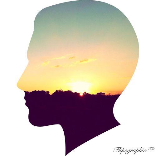 Afterlight Flipographie Sunset Beautiful Sunset