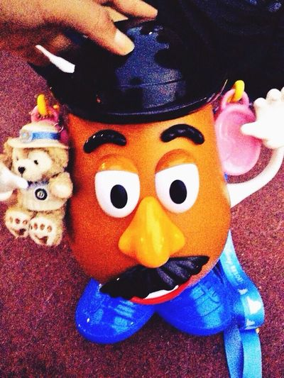 Mr. Potato Head Disney
