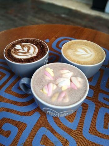 ☕❤ Coffee ☕ Cocoa Marshmallow Crème Brûlée Coconut Relaxing Moments Timeout Tucano Girls CapuccinoAddicted