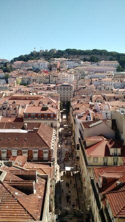 Castle Castelodesaojorge lisbonview Lisbon Lisbonlovers Portugal